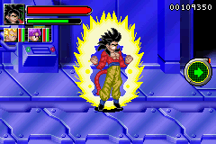 Dragon Ball GT - Transformation - super saiyan 4!!! - User Screenshot
